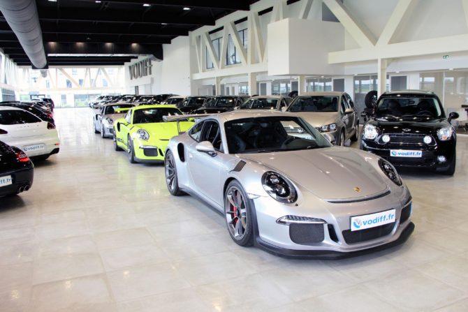 Vodiff Porsche 911 GT3 RS