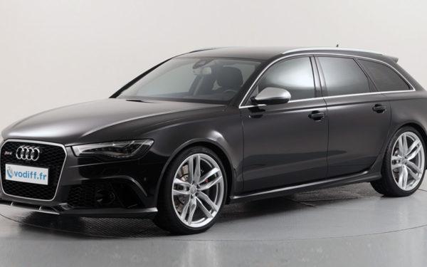 Vodiff Audi RS6