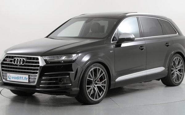 Vodiff Audi SQ7