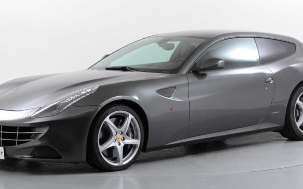 Vodiff Ferrari FF vidéo