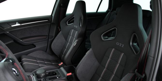 Vodiff Golf GTI Clubsport sièges