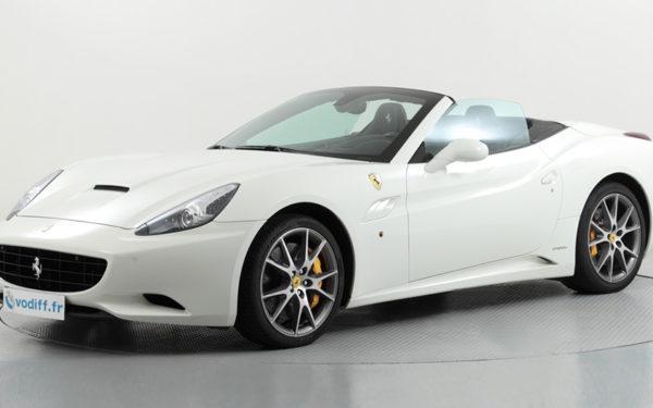 Ferrari California Vodiff Alsace Occasion Strasbour Voiture