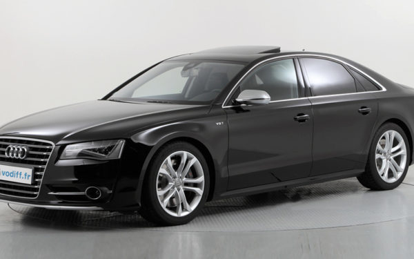 Audi S8 Vodiff vidéo