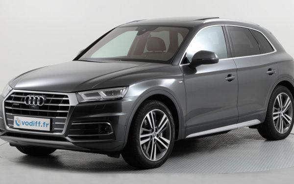 Audi Q5 nouveau modèle Vodiff Alsace