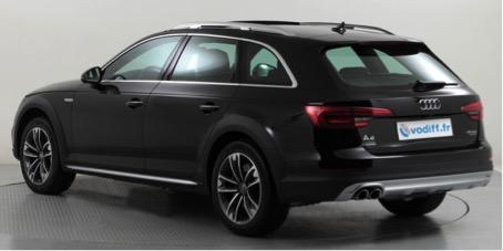 Blog Vodiff Audi Quattro