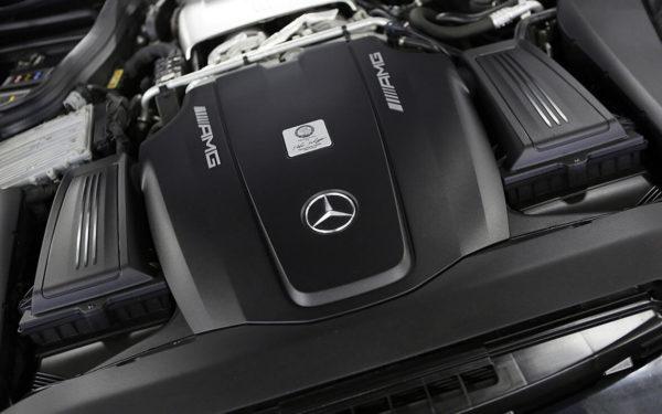 moteur AMG Vodiff