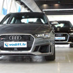 Audi RS3 Vodiff