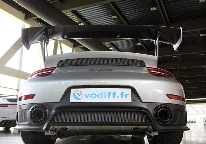 PORSCHE GT2 RS VODIFF