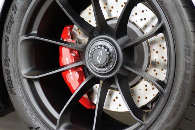 NOUVELLE PORSCHE GT3 RS 2018 VODIFF