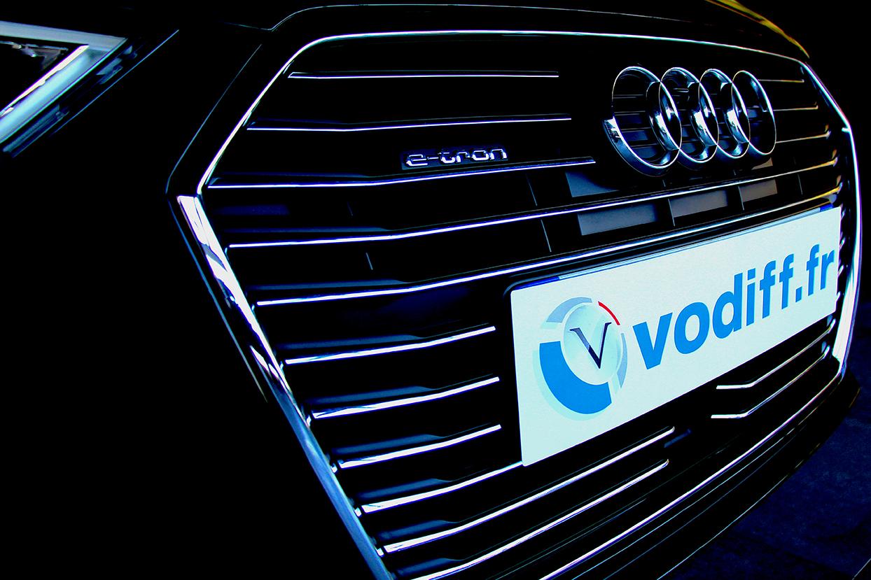 Audi A3 Sportback e-tron Vodiff