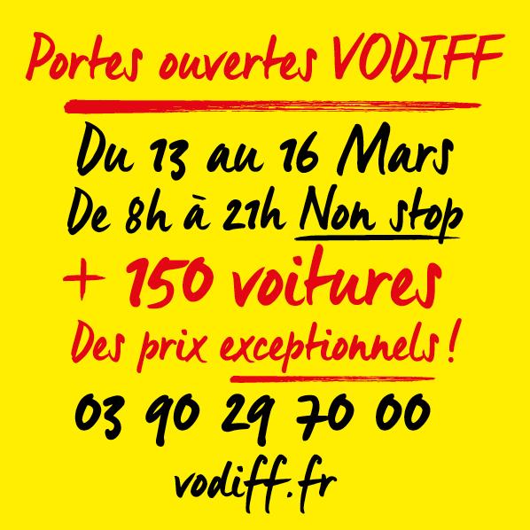 portes ouvertes Vodiff 2019